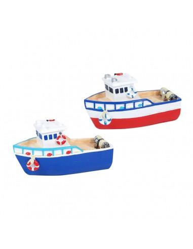 Barcos de resina